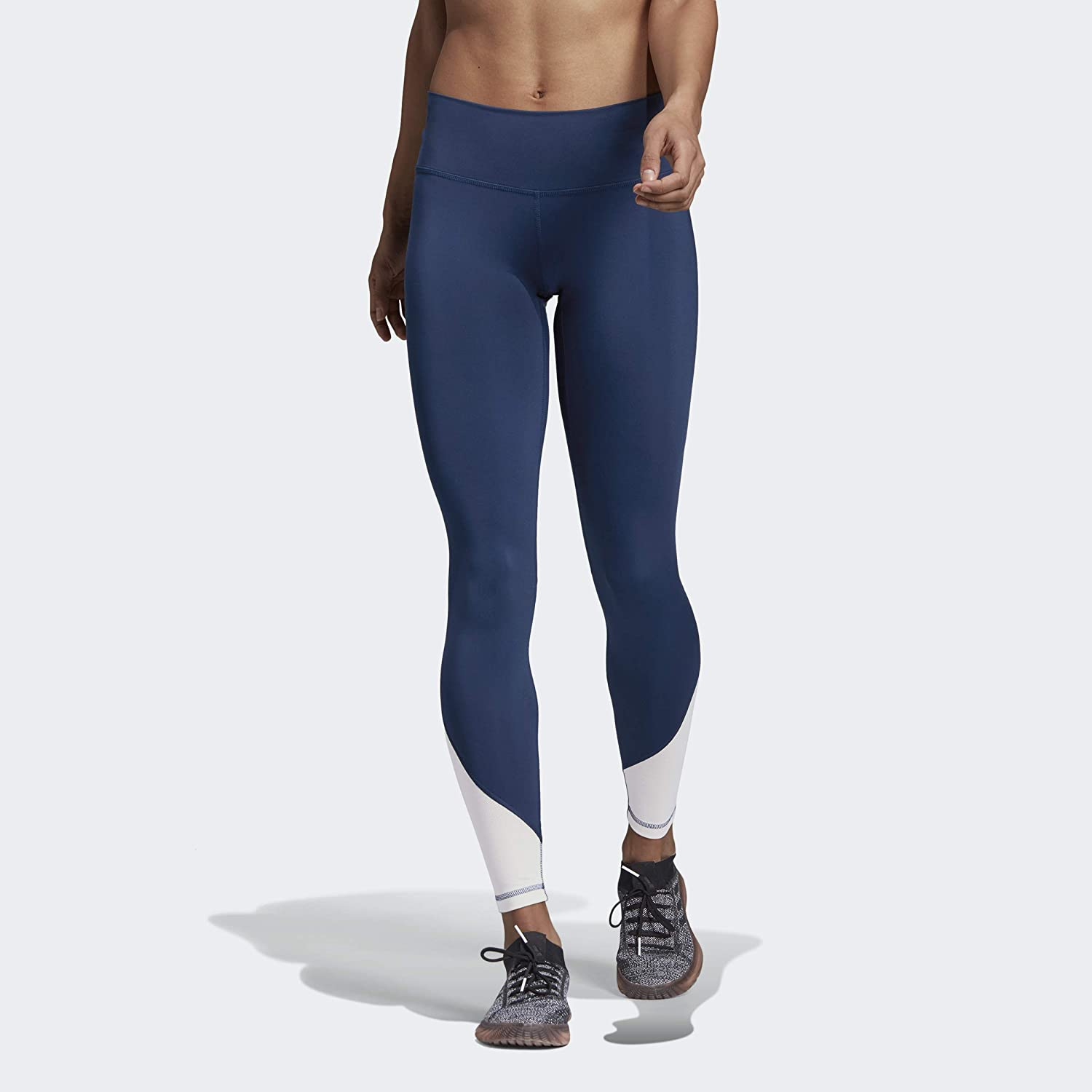 adidas Women's Believe This High Tights Long Elevated half Rise Max 76% OFF
