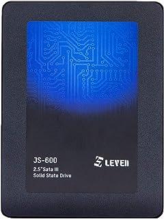 LEVEN 内蔵SSD 2.5インチ 3D TLC NAND /SATA3 6Gbps SSD 3年保証 JS600SSD256GB (256GB)