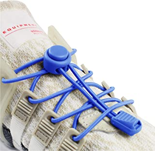 No Tie Shoe Laces for Sneakers, Elastic Shoelaces for Kids and Adults