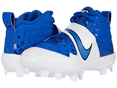 Nike Kids Force Trout 6 Pro MCS Baseball (Toddler/Little Kid/Big Kid) (Game Royal/Game Royal/Deep Royal Blue) Kids Shoes