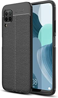 DOHUI Huawei Nova 7i Case, Ultra Slim Shock Absorption Soft TPU Silicone Protective Cover Case for Huawei P40 lite/nova 7...