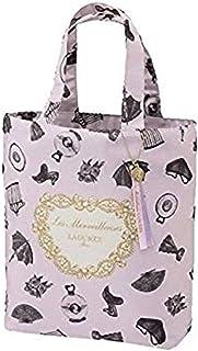 (レ・メルヴェイユーズ ラデュレ) Les Merveilleuses LADUREE トートバッグ カバン 鞄 コスメ イラスト ピンク [並行輸入品]