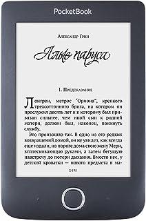 Pocketbook Basic 3 lettore e-book 8 GB Wi-Fi Nero