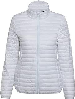2786 Womens/Ladies Tribe Hooded Fineline Padded Jacket