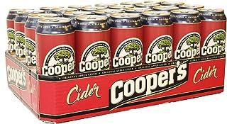 Cooper's Original Cider (24 x 0,5l) bester Apfelwein