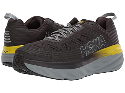 Hoka One One Bondi 6 (Black Olive/Pavement) Men