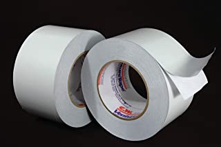 Venture Tape 95731-case Cryogenic Vapor Barrier Tape 1555CW Natural Aluminum, 72 mm x 45.7 m, 16 per case, White (Pack of 16)