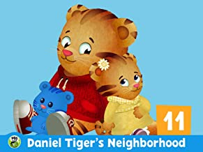 Daniel Tiger's Neighborhood: Volume 11