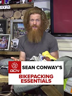 Sean Conway's Bikepacking Essentials