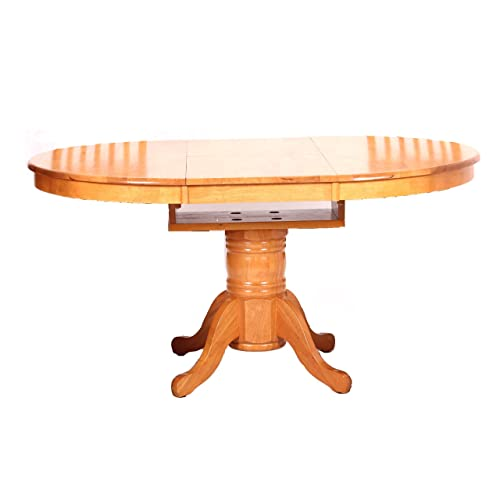 Greenheart Furniture Uk Ireland Leicester Pedestal Dining Table Only No Chairs Included