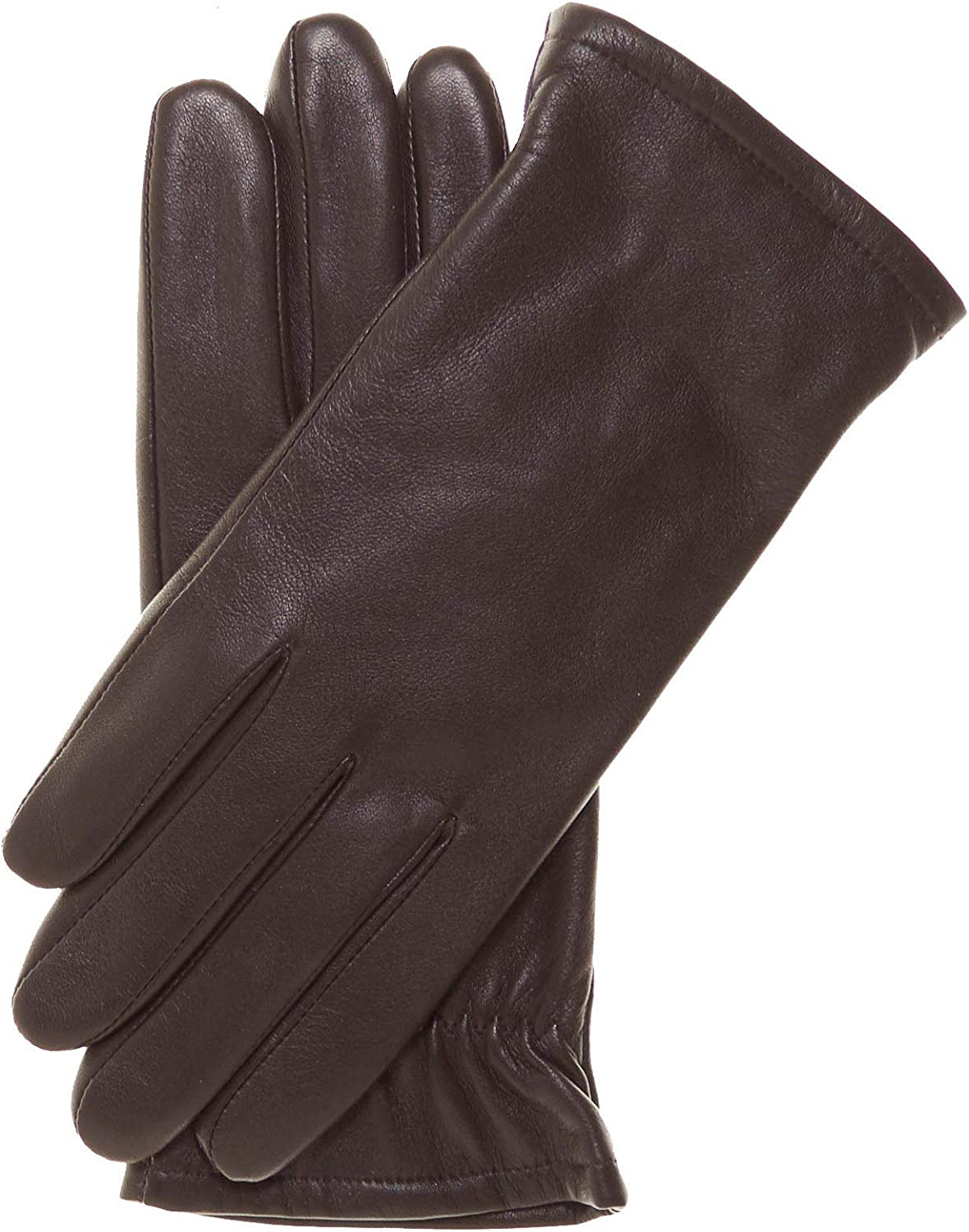 Broadway Lady's Classic Thinsulate Lined Leather Gloves by Pratt and Hart PH4564