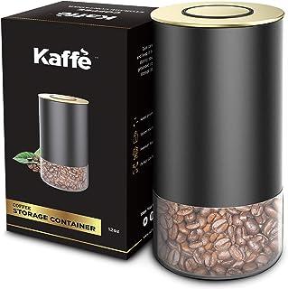 Kaffe Boîte à café en verre avec couvercle hermétique 340 ml