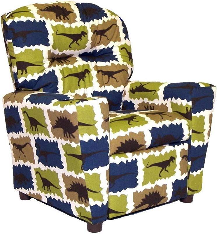 Brazil Furniture Cupholder Child Recliner Stellar Rex