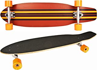 NICK AND BEN® Sportline Longboard Cruiser Skateboard - Skateboard