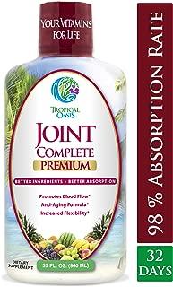 Best liquid joint supplement Reviews