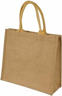 Shugon Chennai Jute Shopper Bag (20 Litres) (UK Size: One Size) (Natural Jute)