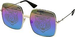 Endura Gold/Mirrored Tiger