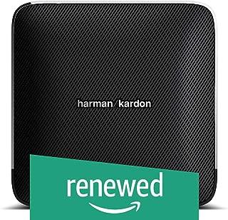 (Renewed) Harman Kardon Esquire Portable Wireless Speaker and Conferencing System (Black)