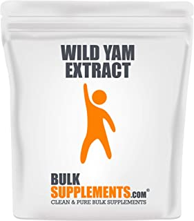 Sponsored Ad - Bulksupplements Wild Yam Extract Powder (250 Grams)