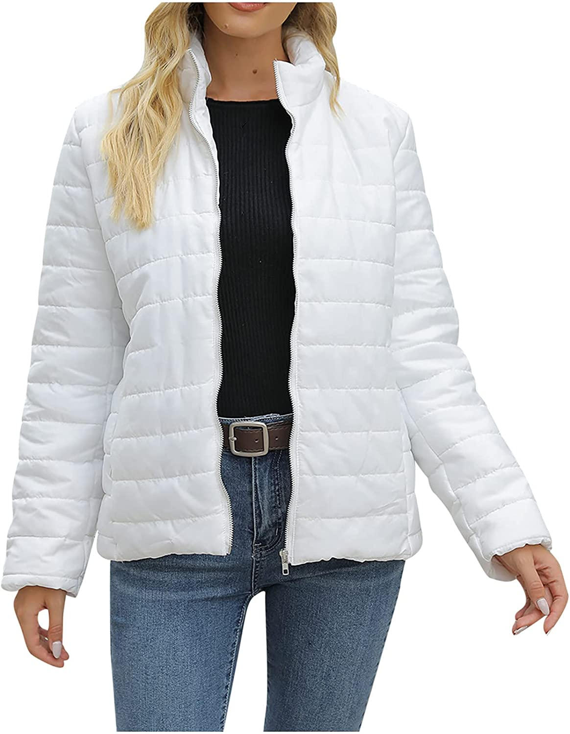 Clearance!! Coat Jacket Women's Casual Solid Jacket Outdoor Plus Size Hooded Windproof Loose Coat