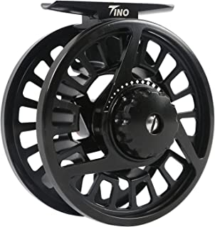 Maxcatch Tino Fly Fishing Reel, Large Arbor Trout Fly Reel: 5/6,7/8 Weight