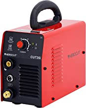 Plasma Cutter, HeroCut 35i Single Phase 110V, 30A Inverter Air Plasma Cutting Machine, IGBT, 4mm Clean Cut, 8mm Max Cut, E...