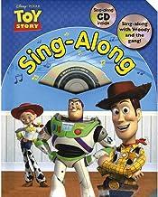 Disney Pixar Toy Story Sing-Along (With CD) (Disney Singalong)