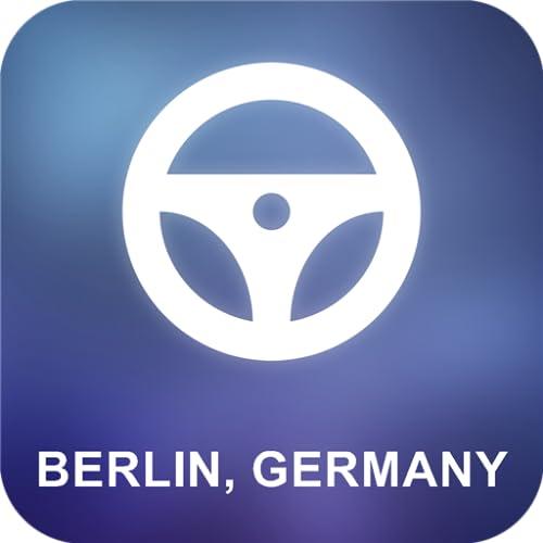 Berlin, Deutschland GPS