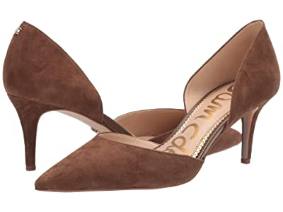 Sam Edelman Jaina (Hazelnut Suede Leather) Women