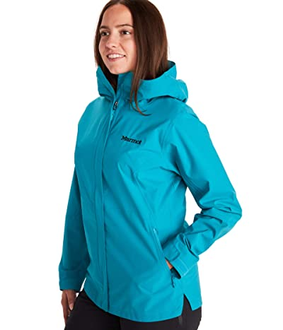 Marmot EVODry Bross Jacket (Enamel Blue) Women