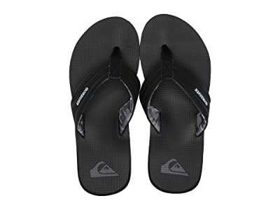 Quiksilver Island Oasis (Black/Grey/White) Men