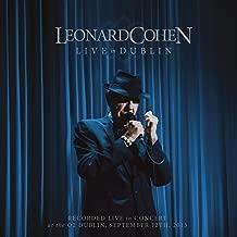 leonard cohen live in dublin dvd