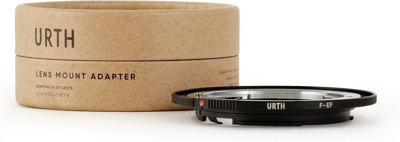 Adattatore di montaggio lente Urth x Gobe compatibile con lente Olympus OM e corpo fotocamera Canon EF /& EF-S