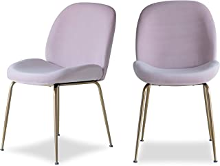 Best black velvet dining chairs Reviews