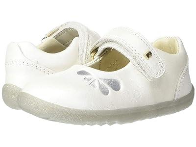 Bobux Kids Step Up Delight (Infant/Toddler) (White Petal) Girl