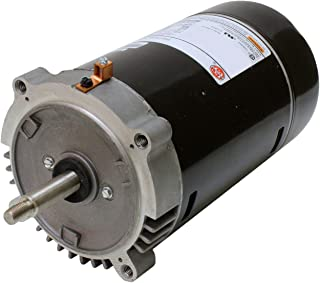 1 1/2 hp 3450 RPM 56J 115/230V Swimming Pool Pump Motor - US Electric Motor # AST165