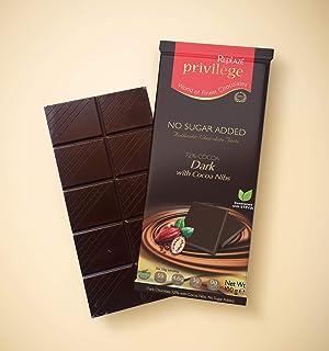 Replaze Sugar Free Chocolate Dark 72%, 100 gm