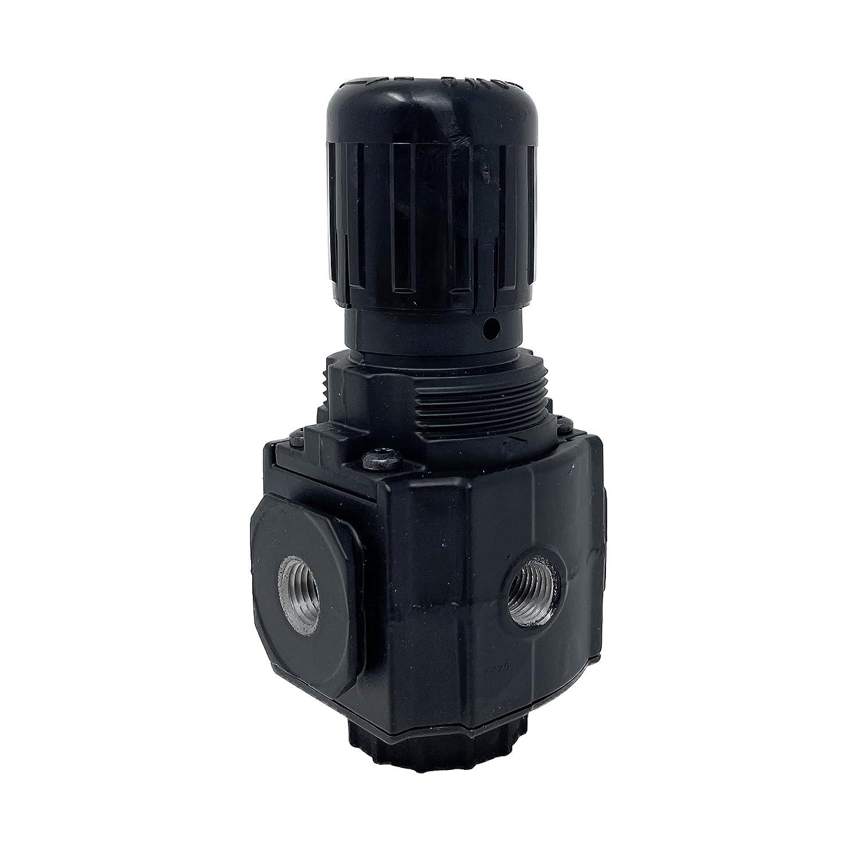 Dedication Time sale R73G-2AK-RMN : Norgren Excelon R73G Series Ports 4 PTF knob 1