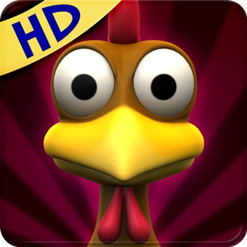 Hello Talky Chip! Tablet - The Talking Chicken - Text, Talk, Joke and Play With Your Funny Animal Friend (Kindle Tablet Edition)