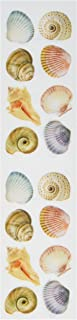 Paper House Productions ST-2295E Seashells Stickers 2-Inch by 4-Inch (Pack of 6)