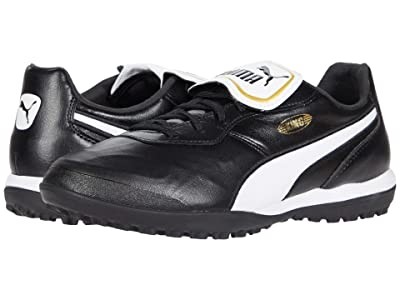 PUMA King Top TT (Puma Black/Puma White) Men