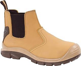 Pendle Safety Dealer Boot (Honey) S3 SRC