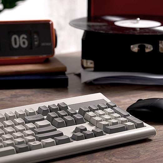 Perixx PERIBOARD-106M - Teclado con cable USB en formato ...