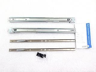 Dell PE R210 R310 R410 Static Ready Rail (C597M) (Renewed)