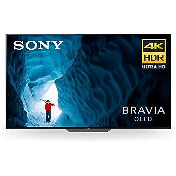 Sony XBR65A8F 65-Inch 4K Ultra HD Smart BRAVIA OLED TV (2018 Model) (Renewed)