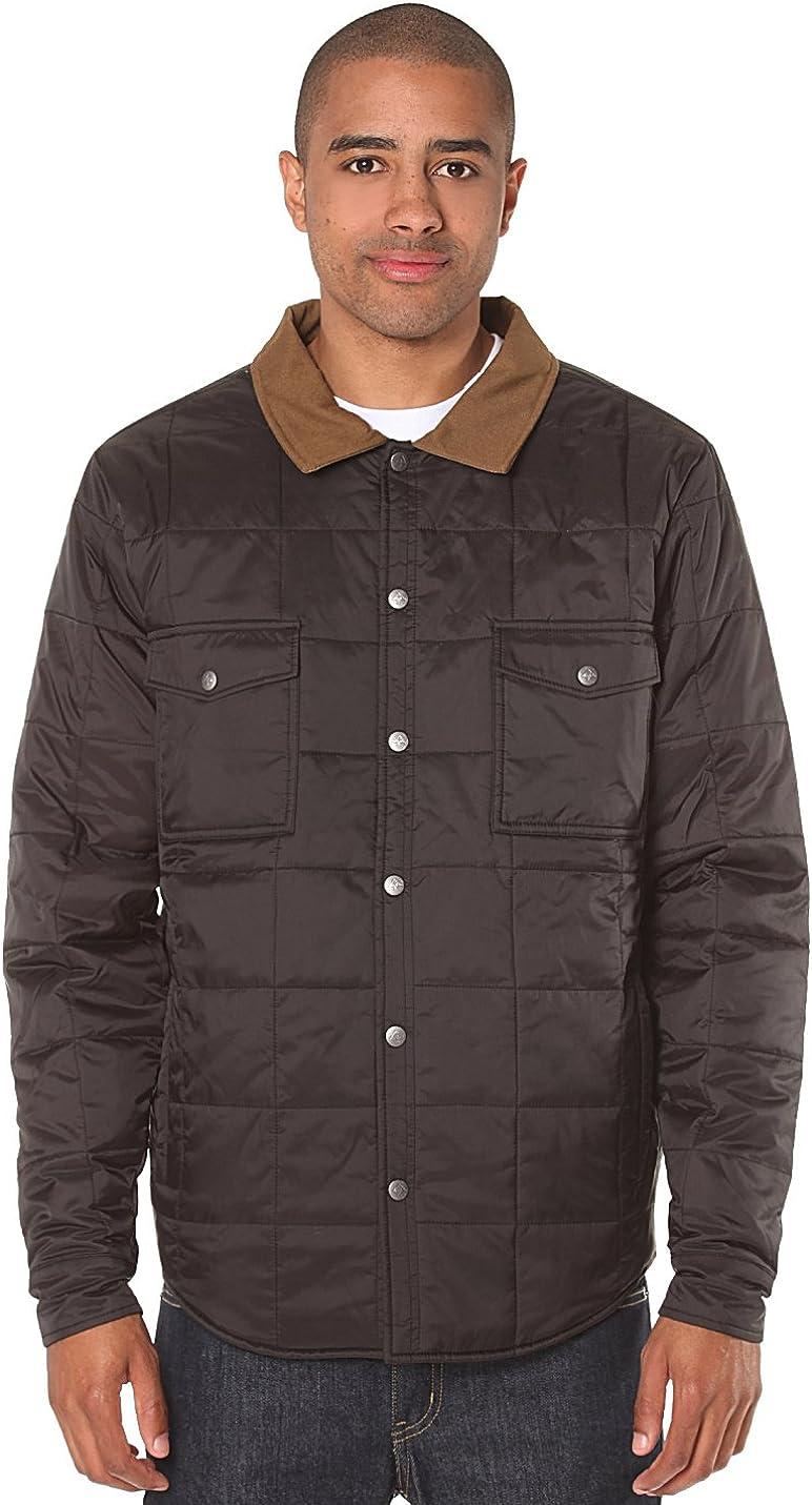 LRG Men's Drifter Puffy Jacket