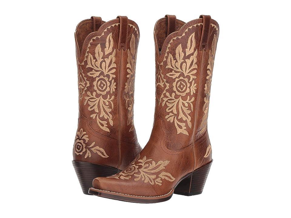 Ariat Harper (Burner Brown) Cowboy Boots