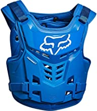 Fox Racing Proframe LC Youth Off-Road Motorcycle Chest Protector - Blue/One Size