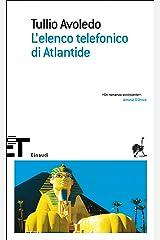 L'elenco telefonico di Atlantide (Einaudi tascabili. Scrittori) Formato Kindle