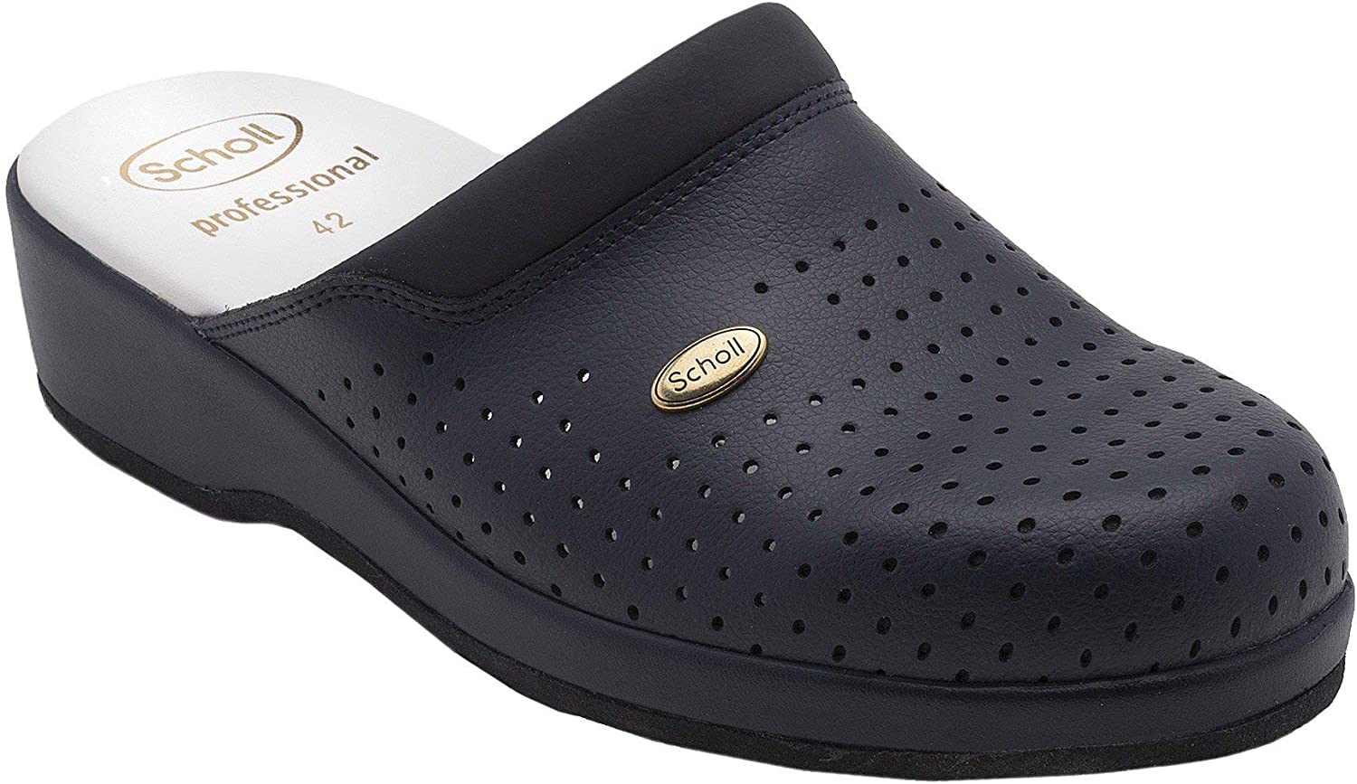 Scholl - Clog Back Guards - Slippers - for Men and Women